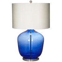 Gala 30 inch 150 watt Regatta Blue Table Lamp Portable Light
