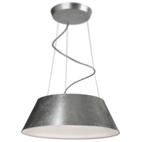 Cielo LED 23 inch Silver Pendant Ceiling Light