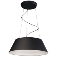 Cielo LED 23 inch Black Pendant Ceiling Light