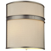 Philips F197516U I Beam 2 Light 11 inch Gun Metal Bath Light Wall Light