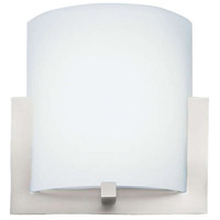 Bow 2 Light 12 inch Satin Nickel ADA Wall Lamp Wall Light