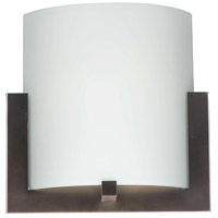 Bow 2 Light 12 inch Merlot Bronze ADA Wall Lamp Wall Light