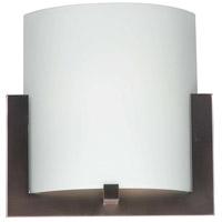 Philips F541070 Bow 2 Light 12 inch Merlot Bronze ADA Wall Lamp Wall Light