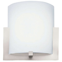 Bow LED 12 inch Satin Nickel ADA Wall Sconce Wall Light