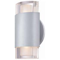 Philips FL0006703 Marchesa LED 5 inch Satin Aluminum ADA Wall Lamp Wall Light