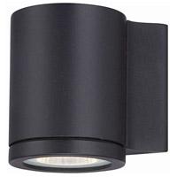 Philips FL0007030 Rox LED 5 inch Black ADA Wall Lamp Wall Light