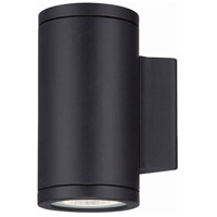 Rox LED 5 inch Black ADA Wall Lamp Wall Light