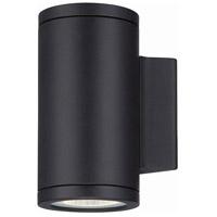 Philips FL0008030 Rox LED 5 inch Black ADA Wall Lamp Wall Light