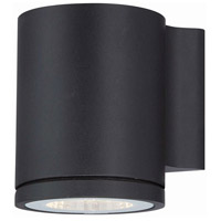 Rox LED 5 inch Black Wall Lamp Wall Light