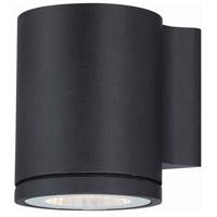Philips FL0014030 Rox LED 5 inch Black Wall Lamp Wall Light