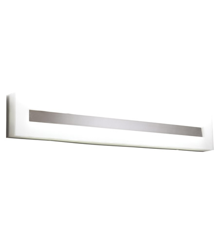 PLC Lighting Estilo 2 Light Vanity Light in Polished Chrome 1017-PC photo