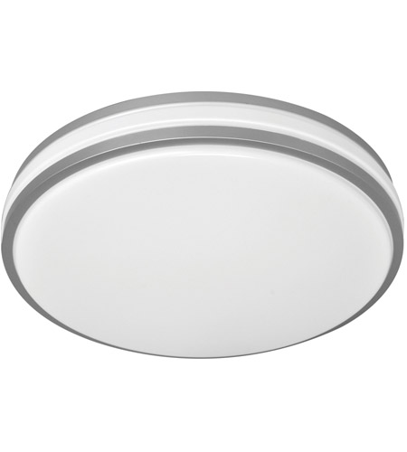 PLC Lighting 1160AL Medo LED 14 inch Aluminum Flush Mount Ceiling Light photo