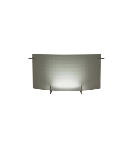 PLC Lighting Contempo 1 Light Wall Sconce in Polished Chrome 12112-PC photo