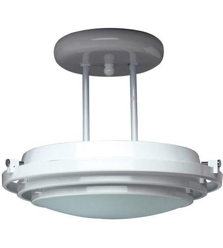Plc Lighting 1614 Bk Cascade 1 Light 13 Inch Black Semi Flush Mount Ceiling