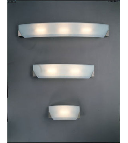PLC Lighting 3333-PC Cirrus 2 Light 24 inch Polished Chrome Vanity Light Wall Light photo