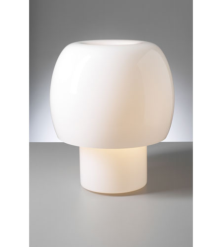 PLC Lighting Ether-I Table Lamp with Opal Glass 290-OPAL photo