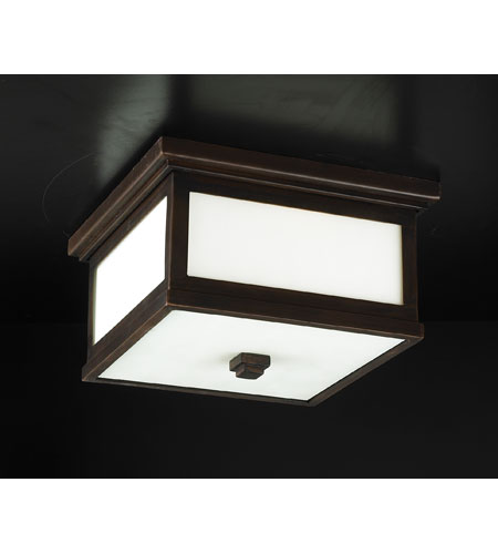 PLC Lighting 32019-ORB Monaco 2 Light 6 inch Oil Rubbed Bronze Outdoor Wall Sconce photo