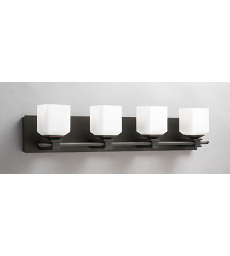 PLC Lighting 944-ORB Modena 4 Light 28 inch Oil Rubbed Bronze Vanity Wall Light photo