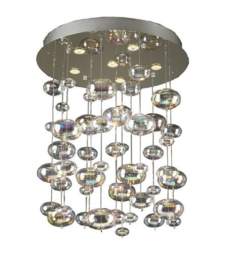 Plc lighting 96964 pc bubble 6 light 26 inch polished chrome plc lighting 96964 pc bubble 6 light 26 inch polished chrome chandelier ceiling light aloadofball Choice Image
