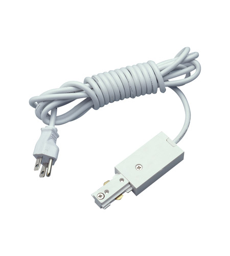 Plc Lighting Track Accessories 12in Grounded Cord And Plug