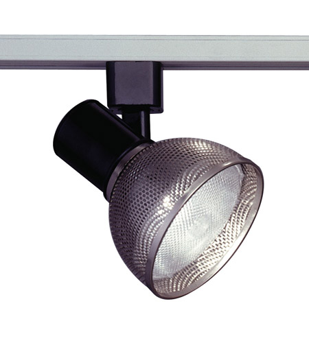 PLC Lighting TR205-SN Track Accessories 1 Light 120V Satin Nickel Track Lamp Shade Ceiling Light photo