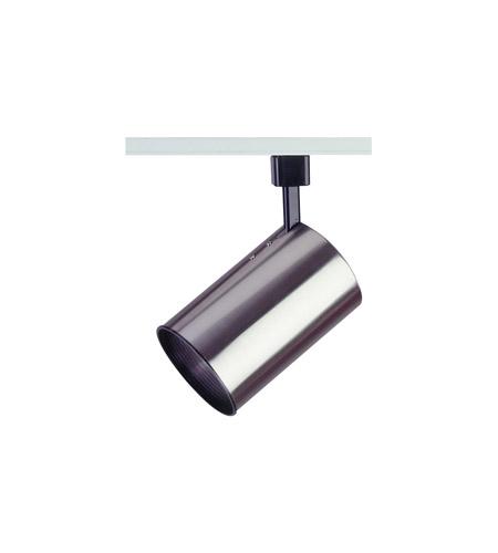 Plc Lighting Tr305m Sn Cylinder 1 Light 120v Satin Nickel Track Fixture Ceiling