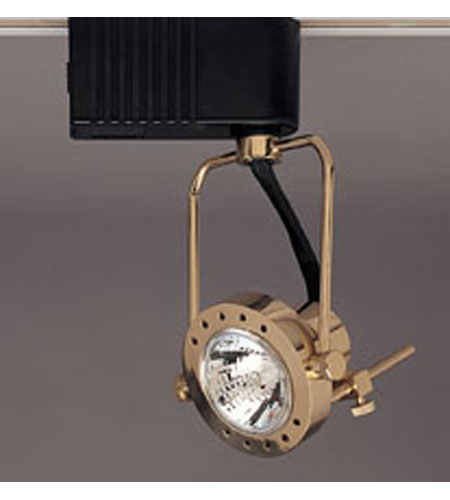 Brass Track Lighting
