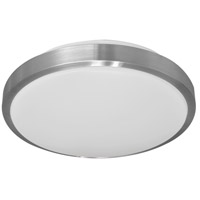 Milan LED 12 inch Aluminum Flush Mount Ceiling Light