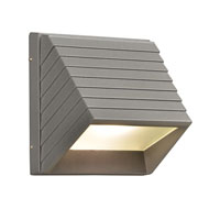 PLC Lighting Le Doux 1 Light Outdoor Wall Sconce in Bronze 1311-BZ