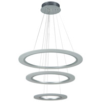 Halo LED 32 inch Aluminum Pendant Ceiling Light