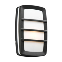 PLC Lighting Aston 1 Light Outdoor Wall Light in Bronze 1734BZ118Q
