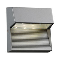 Faro LED 6 inch Bronze Outdoor Wall Sconce