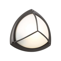 Canterbury 1 Light 10 inch Bronze Outdoor Wall Light