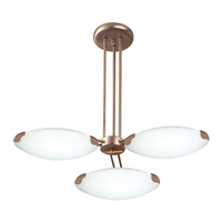 PLC Lighting 1926-BK Concord 3 Light 30 inch Black Pendant Ceiling Light