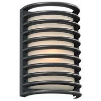 PLC Lighting 2038BZLED Sunset LED 11 inch Bronze Outdoor Wall Light