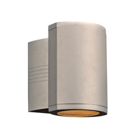 Lenox (II) LED 9 inch Silver Outdoor Wall Light