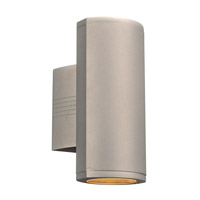 Lenox (II) LED 14 inch Silver Outdoor Wall Light