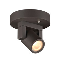 Lydon LED 6 inch Bronze Outdoor Wall Light