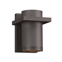 Boardwalk (II) LED 8 inch Bronze Outdoor Wall Light
