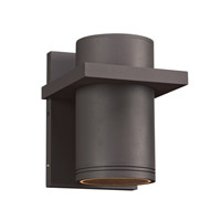 Boardwalk (III) LED 10 inch Bronze Outdoor Wall Light