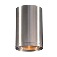 PLC Lighting 2098BA Marco LED 8 inch Brushed Aluminum Outdoor Downlight Down Light