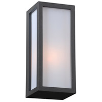 Dorato LED 10 inch Bronze Outdoor Wall Sconce