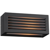 Madrid LED 4 inch Bronze Outdoor Wall Light