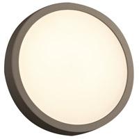 PLC Lighting 2256BZ Olivia LED 10 inch Bronze Outdoor Wall Light