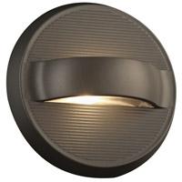 PLC Lighting 2262BZ Taitu LED 7 inch Bronze Outdoor Wall Light