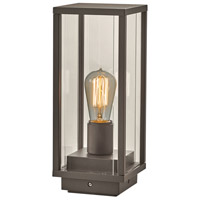 Dreiden 1 Light 14 inch Bronze Outdoor Post Light, Large