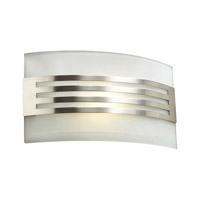 Hundi 2 Light 13 inch Satin Nickel ADA Wall Sconce Wall Light