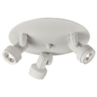 PLC Lighting 2663WH Opera White 10 watt LED Spot Light