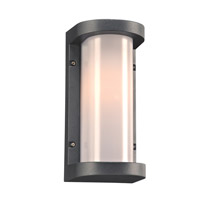 Vivace 1 Light 12 inch Bronze Outdoor Wall Light