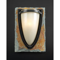 PLC Lighting Bellevue Outdoor Wall Sconce in Oil Rubbed Bronze 31618/CFL-ORB